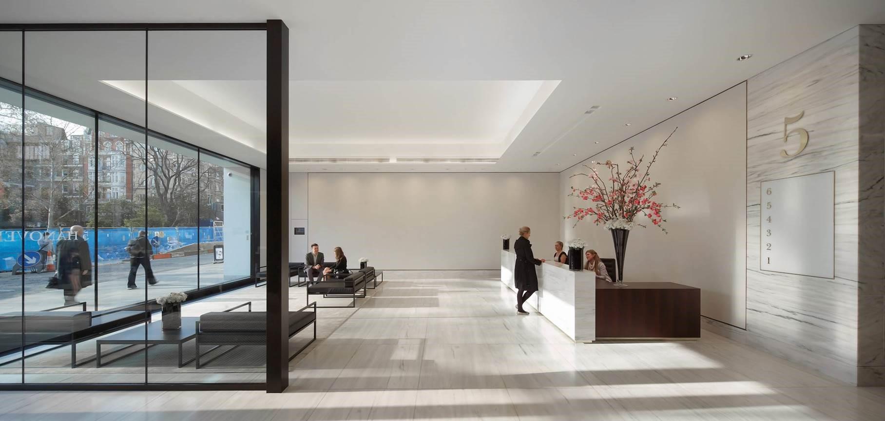 William Edwards London showroom