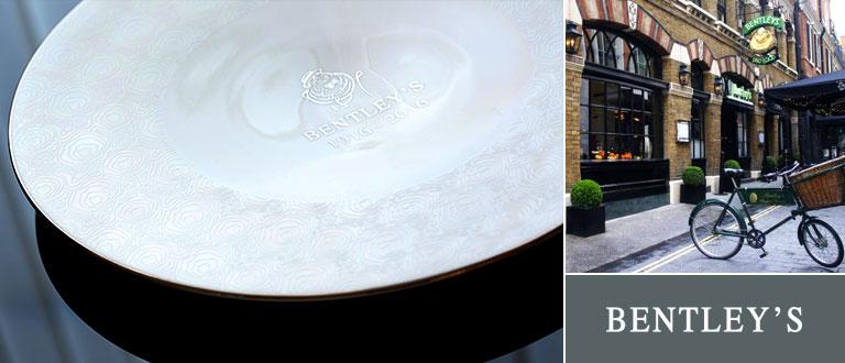 Bentleys tableware