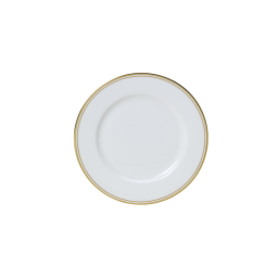 Burnished Gold 17cm Plate