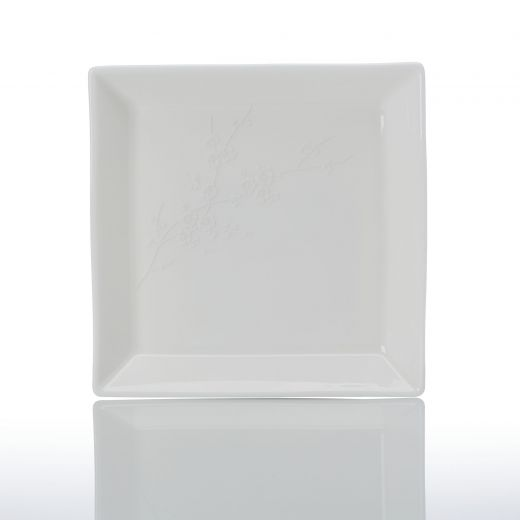 ASIAN DINING 18CM SQUARE TRAY
