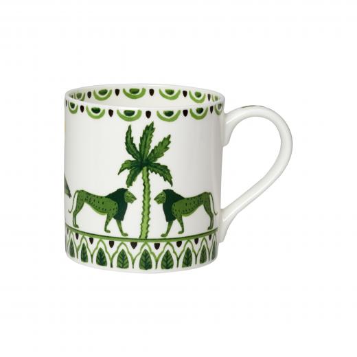 Sultan's Garden Mug (Lion Pattern)