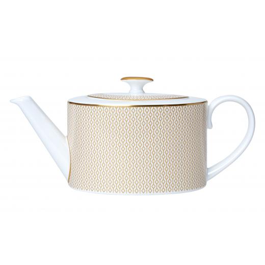 Diamond 2 Cup Oval Teapot