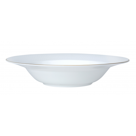 Diamond Large Rim Bowl