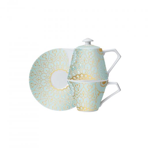Moresque Tea For One Set