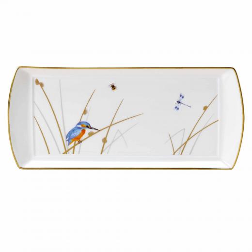 Reed Rectangular Tray
