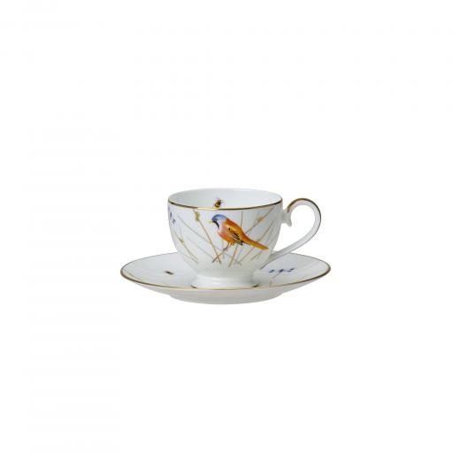 Reed Tea Cup & Saucer