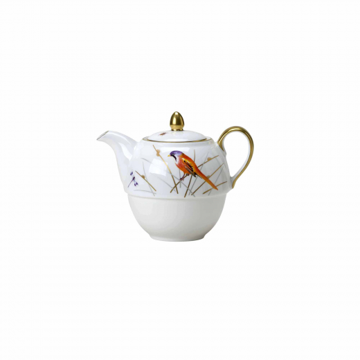 Reed Tea For One Teapot