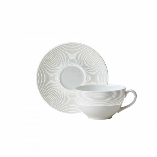 Spiro Cup & Saucer