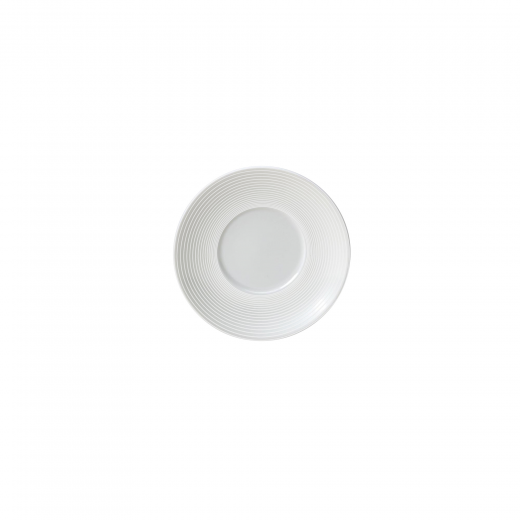 Spiro Straight Sided Espresso Cup Saucer