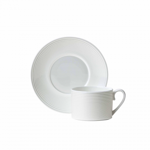 Spiro Tea Cup And Saucer