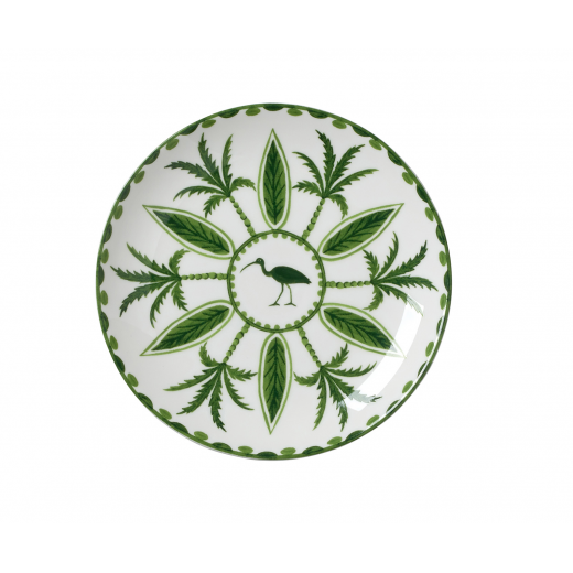 Sultan's Garden 16.5cm Plate (Full Pattern)