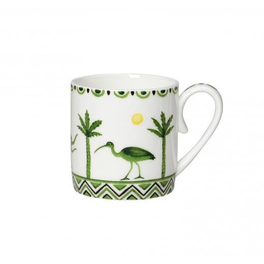 Sultan's Garden Espresso Cup (Bird Pattern)