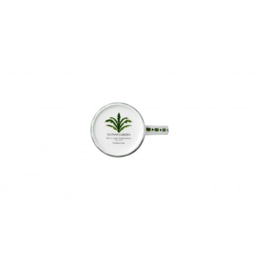 Sultan's Garden Espresso Cup (Palm Tree Pattern) Backstamp