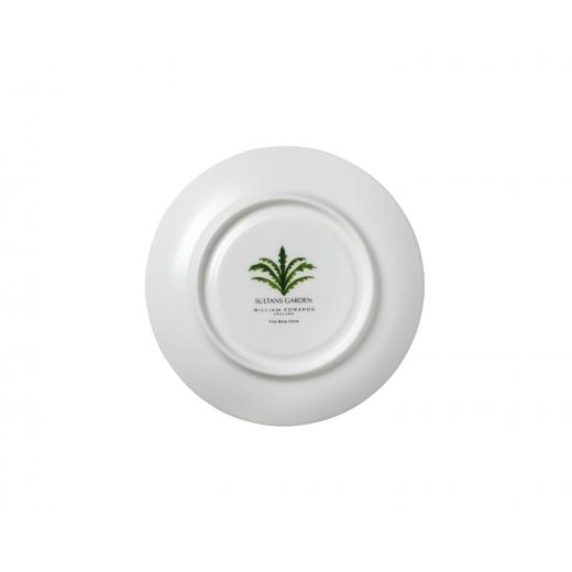 Sultan's Garden Espresso Saucer (Bird Pattern) Backstamp