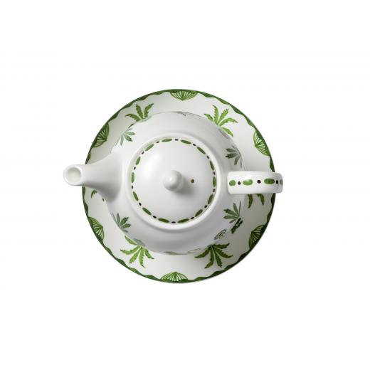 Sultan's Garden Tea For One Top