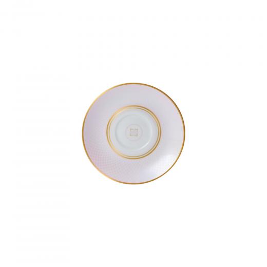 Trellis Espresso Saucer